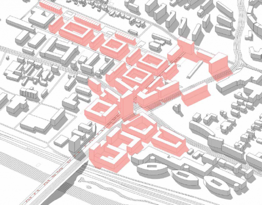 STUDIOD3R —  Studio for Design, Research  and Reflexive Realities Teaching Bachelor – Urban Project Wolfsburg Award